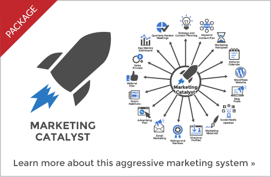 Marketing Catalyst Package Panel